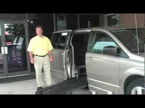 Wheel Chair Vans Tulsa Oklahoma Lift Vans Handicapped Vehicle Service
