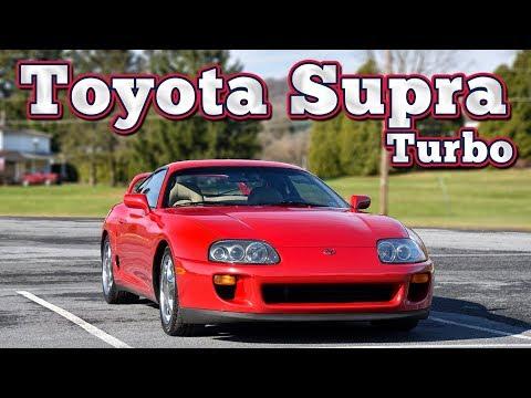 1994 Toyota Supra Turbo: Regular Car Reviews