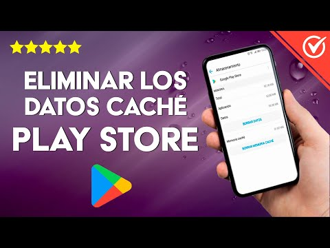 Cómo Eliminar o Borrar los Datos en Caché de la Play Store