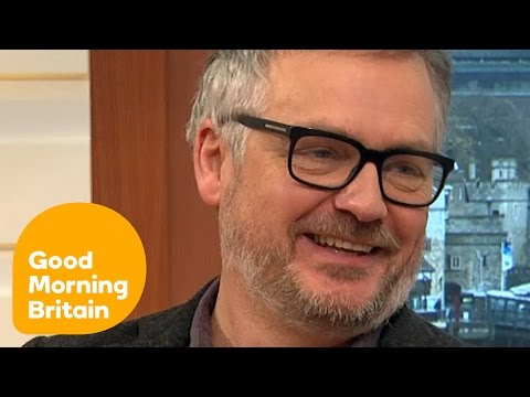 Charlie Higson on Going From Comedy to Starring in Hit Drama Broadchurch  Good Morning Britain