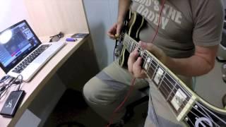 Epiphone Sheraton II Demo - Jazz Improvisation