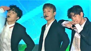 [Full] EXO-(CBX)cut (첸백시 풀컷) @Korea Music Festival 2017 [ENG/日本語 SUB]