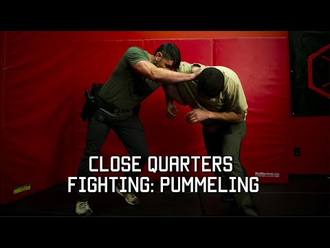 Close Quarters Fighting | Pummeling | Tactical Rifleman