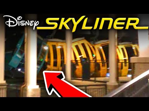 Disney Skyliner Gondola INCIDENT HALTS OPERATION at Walt Disney World! 🚨 - Disney News