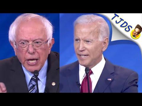 Biden Sounds Exactly Like Republican At Dem. Debate