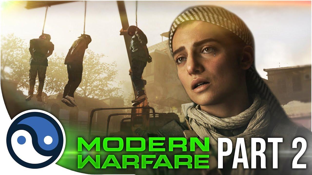 Campanha de Call of Duty: Modern Warfare Part 2 (nenhum análise permite jogar) + vídeo
