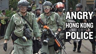 Протестиращите в Хонконг имат нова цел - Китайската комунистическа партия