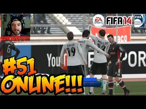 FIFA 14 ONLINE - Partido de Temporada # 51 - Alemania Vs Bayern Munich - 2.0