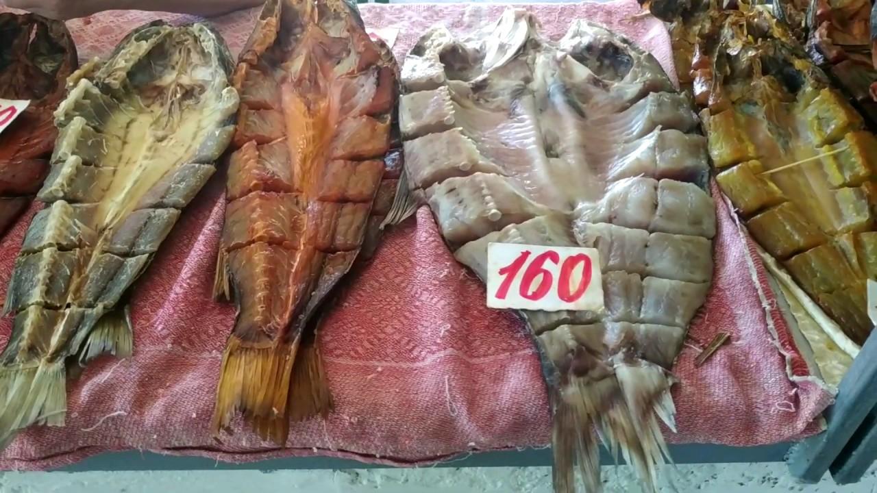 День рыбака на рыбном ряду в Геническе. Цены на рыбу 12.07.2020 Fisherman's Day in Genichesk.