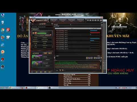 Hướng dẫn Live Stream đột kích không lag Fps cao - Live CF