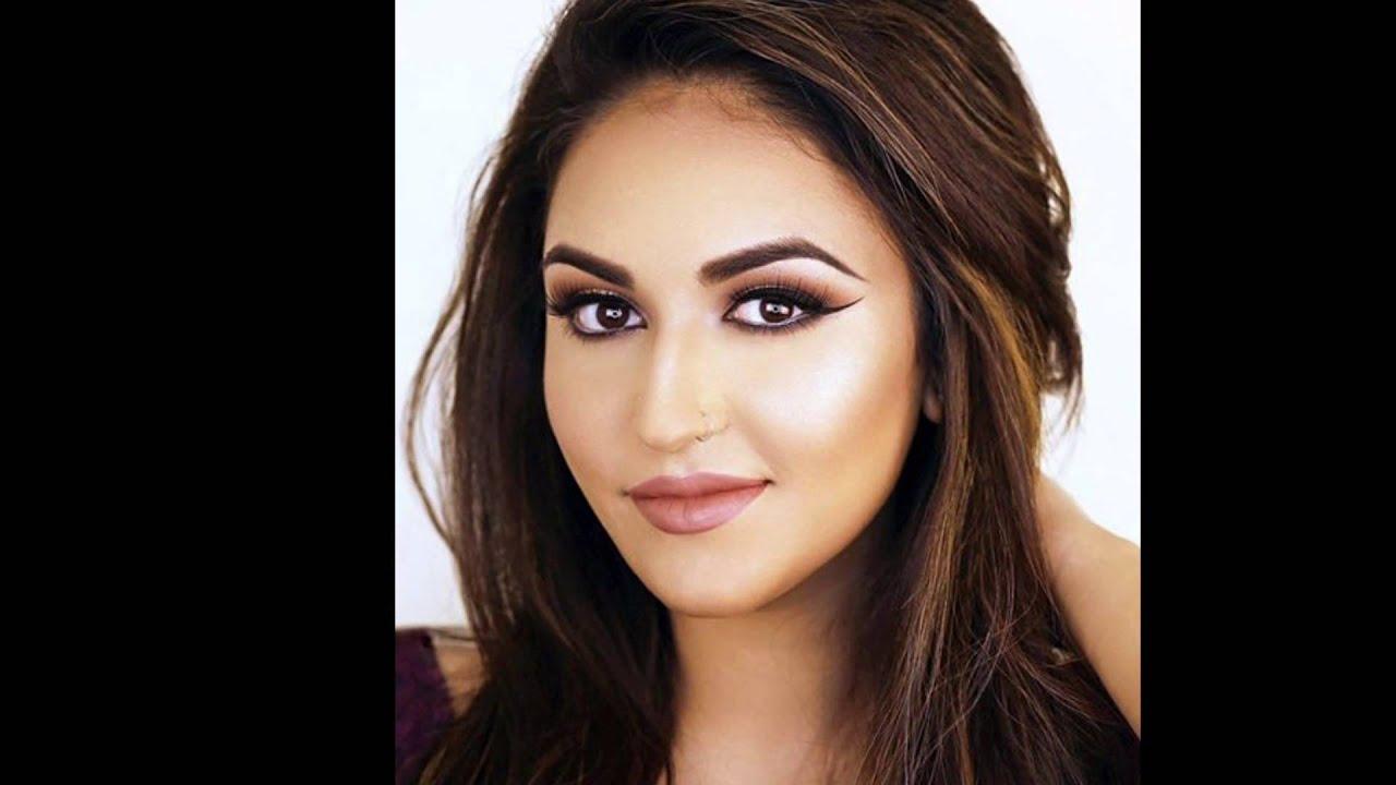 wanita tercantik di dunia ber make up seksi 2   youtube