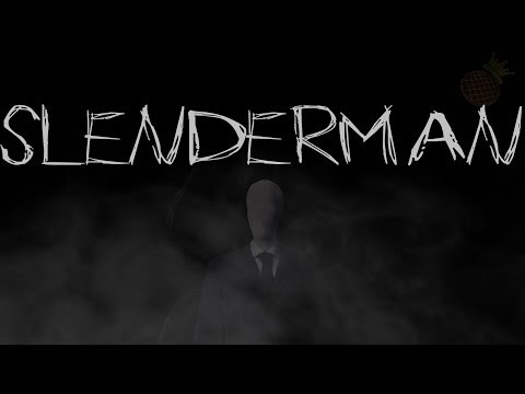 ♪Slenderman♪ an Original Song  Halloween Special