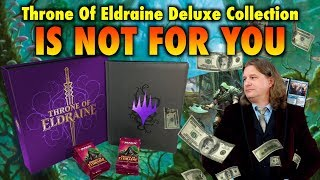 The Throne Of Eldraine Deluxe Collection Is Not For You - A Magic: The Gathering VLOG