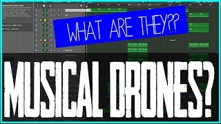 THE COOLEST TRICK IN EDM (DRONES)