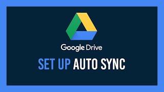 Set up Google Drive Auto Sync for Desktop screenshot 1