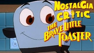 Disneycember: The Brave Little Toaster (rus vo G-NighT) / Nostalgia Critic Отважный маленький тостер