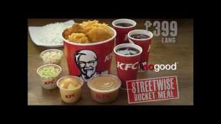 KFC Streetwise Bucket Meal: Family Moment thumbnail