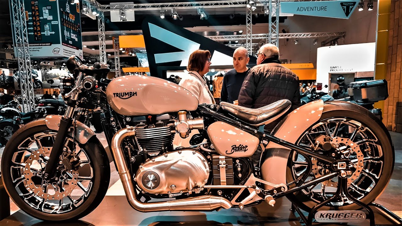 Top 10 New Bobber Motorcycles 2019