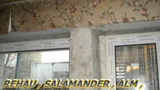 видео Металлопластиковые балконы