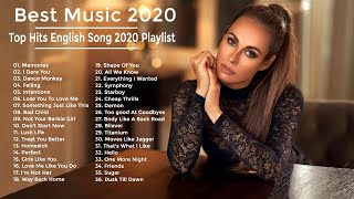 Best Music 2020    Pop Hits 2020 New Popular Songs    Best English Song 2020 Playlist