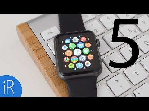 Die 5 BESTEN Apple Watch Apps!