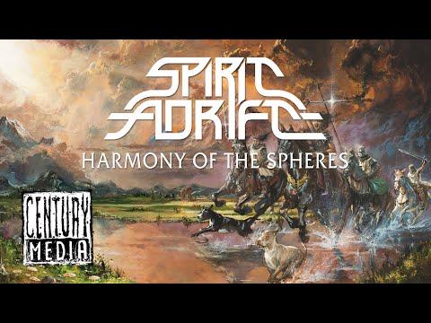 SPIRIT ADRIFT - Harmony Of The Spheres (Lyric Video)
