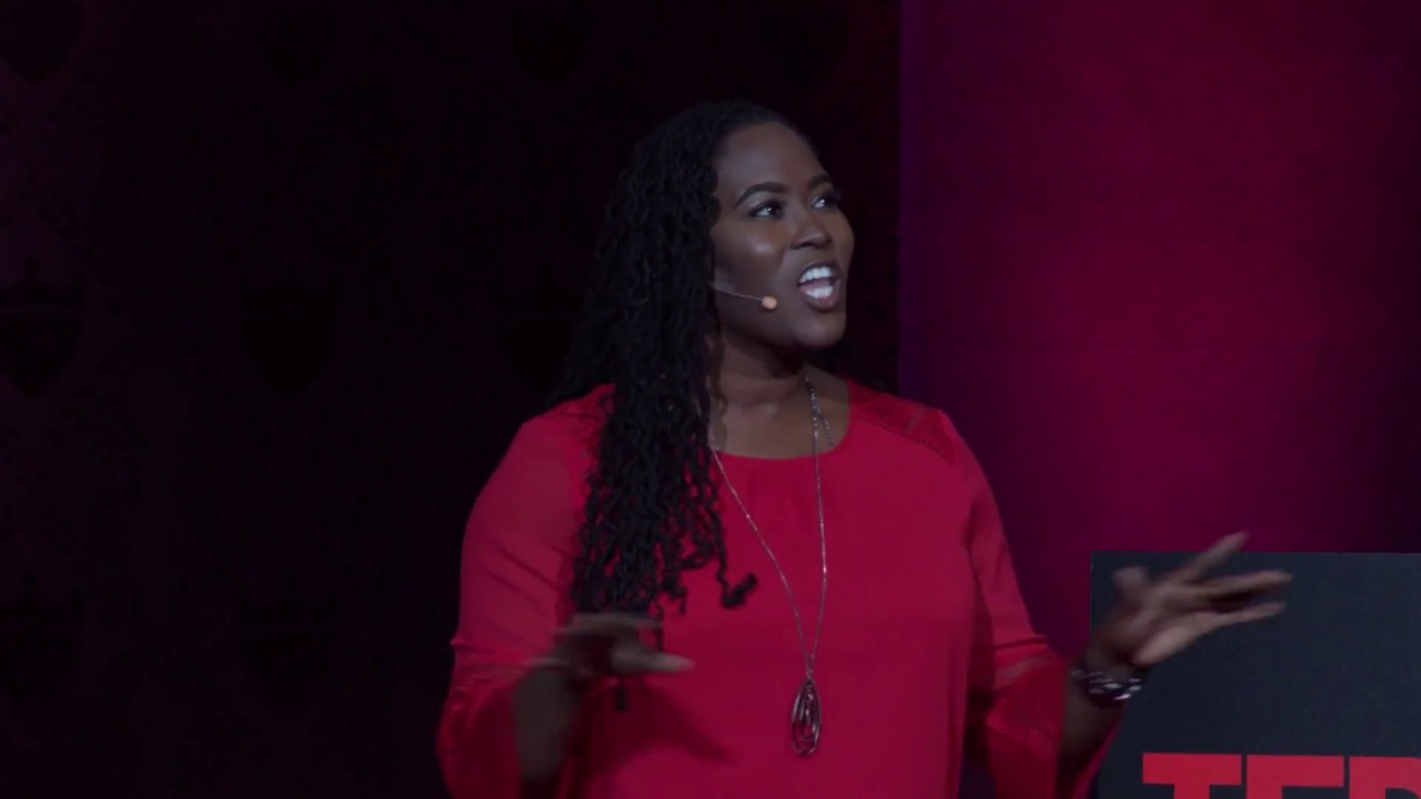 How My Coloring Book Taught Me About Racism | Tiffany Bowden | TEDxCincinnati