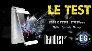 Oukitel C5 Pro test review pour Gearbest