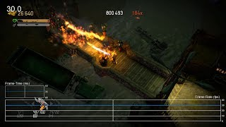 Dead Nation PS4 Frame-Rate Tests