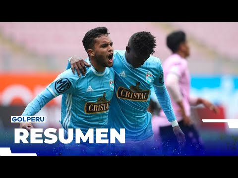 Sport Boys Sporting Cristal Goals And Highlights