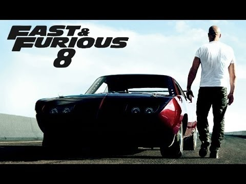 fast and furious 8 official trailer 2017 april 14 youtube. Black Bedroom Furniture Sets. Home Design Ideas