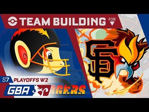 GBA Season 7 - Semifinals Team Analysis vs. San Francisco GiEnteis