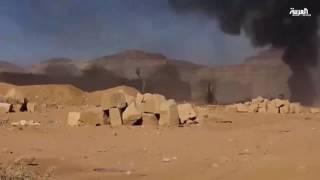 التحالف يكثف غاراته على مواقع الميليشيات في اليمن
