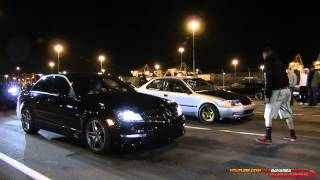 Turbo Civic vs C63 AMG