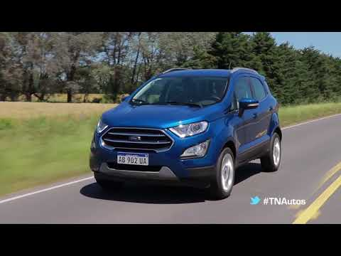 Ford EcoSport 1.5 Titanium - Test - Matías Antico - TN Autos