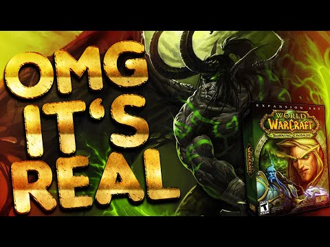 BURNING CRUSADE will DESTROY WoW Classic