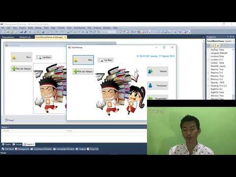 Cara Koneksi Vb.net 2010 Ke Mysql