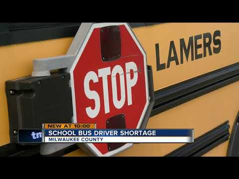 Milwaukee school bus company desperate to fill driver jobs