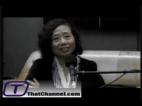 Elsie Sze - The Heart of the Buddha - ThatChannel.com Interview Part 1 of 3