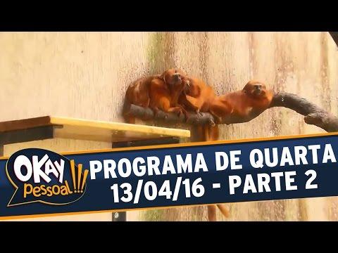 Okay Pessoal!!! (13/04/16) - Quarta - Parte 2