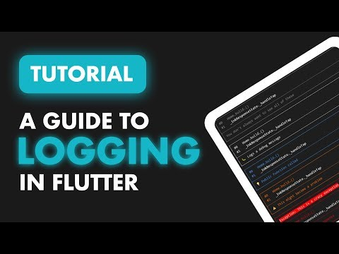 Flutter Logging - A Guide on How to Use it Effectively
