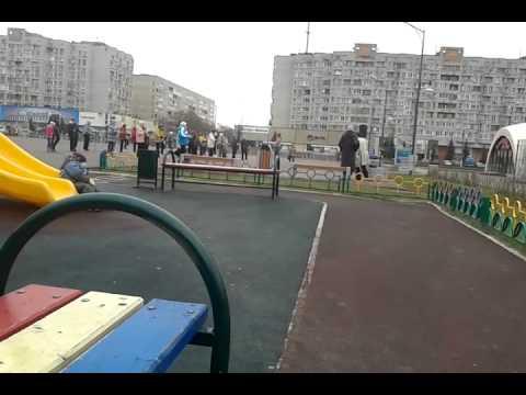 Флеш моб в Обнинске