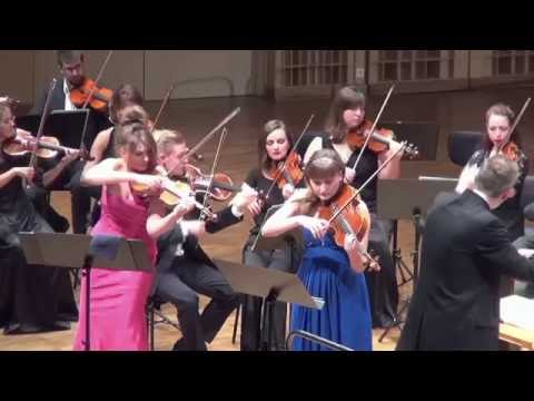 MOZART Sinfonie Concertante E Flat Major KV 364