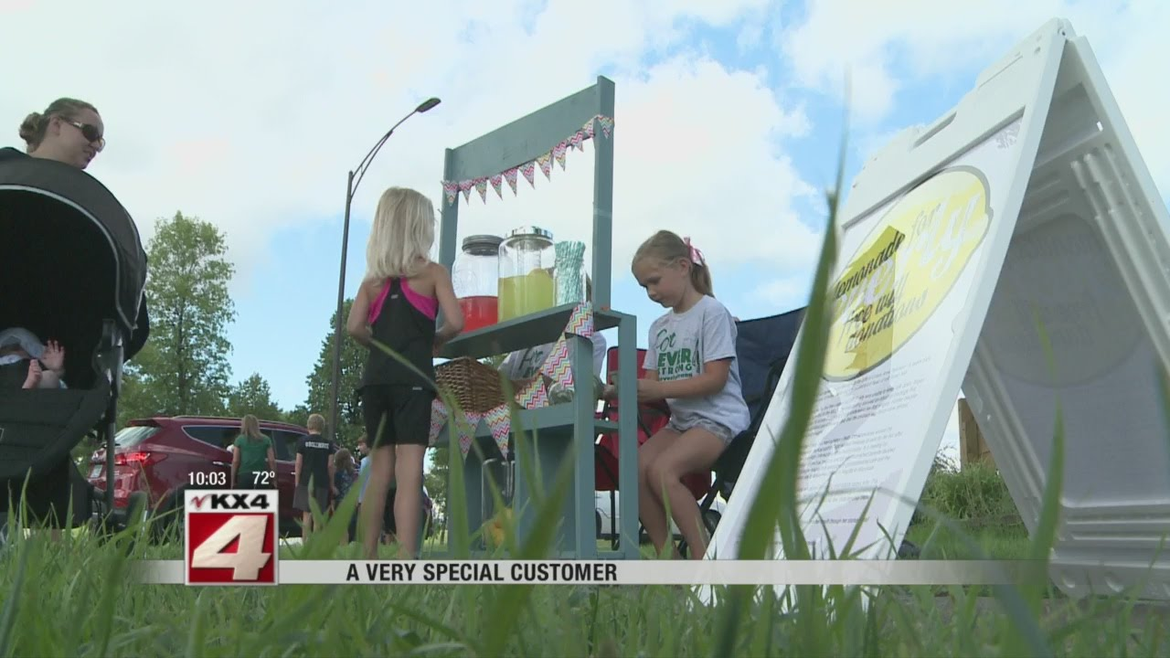 NEWS: Lemonade Stand for Everly