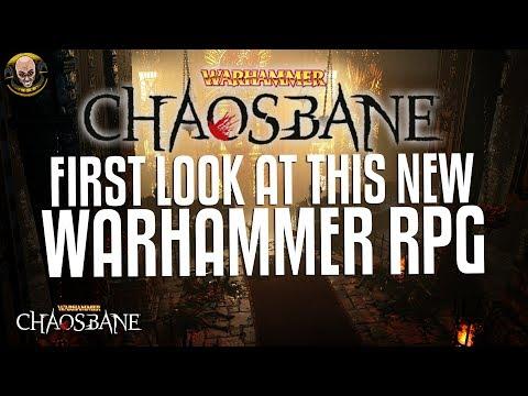 Warhammer: Chaosbane - New RPG