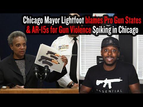 Chicago-Mayor-Lightfoot-blames-Pro-Gun-States-AR-15s-for-Gun-Violence-Spiking-in-Chicago