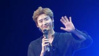 20180817 Lee Jong Suk Fanmeeting