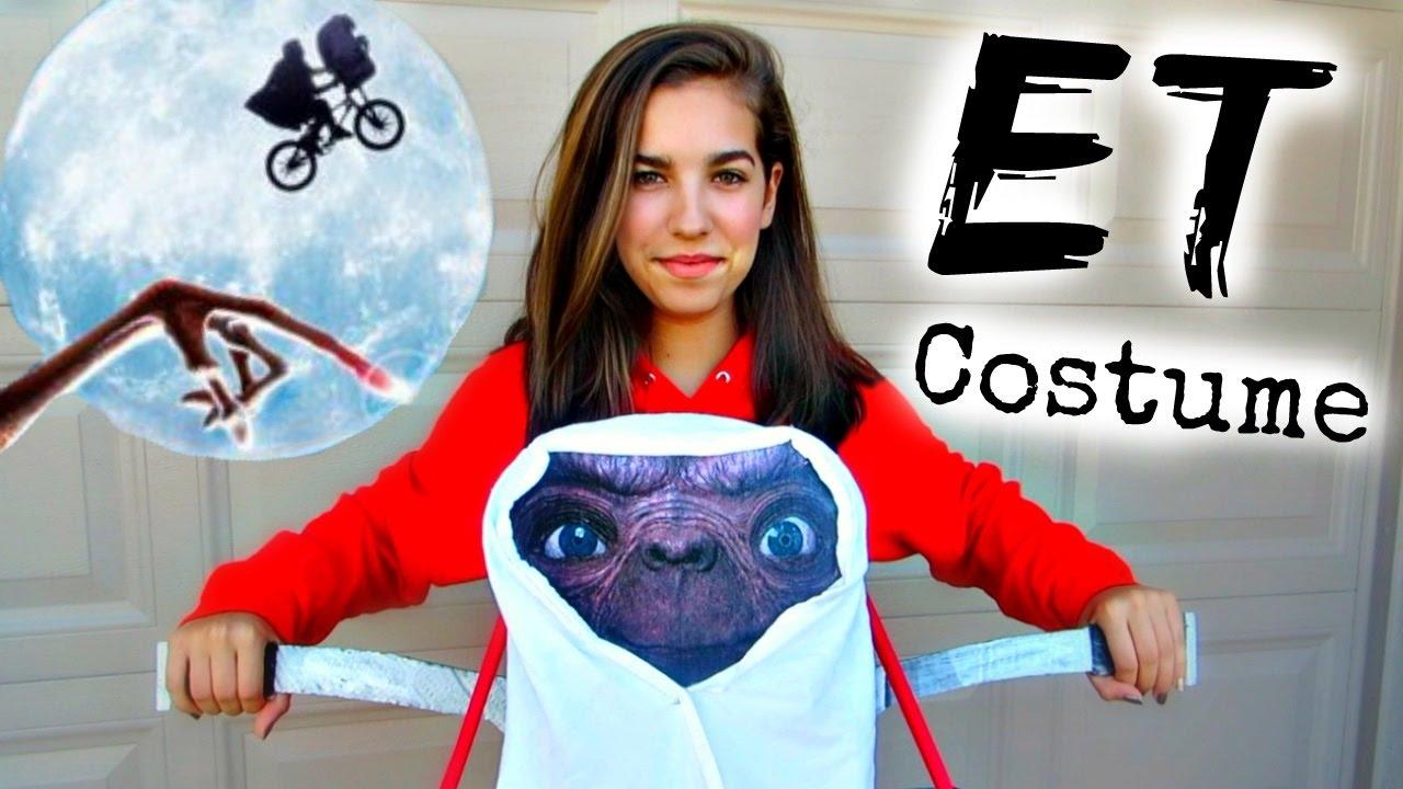 Et elliot costume tutorial quick and easy youtube solutioingenieria Gallery