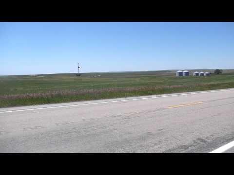 Burning Oil in North Dakota 2