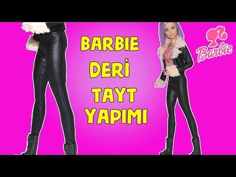 Barbie Tayt Yapımı - Kendin Yap Barbie...